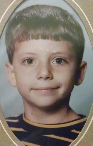 LEVI AS SMALL BOY