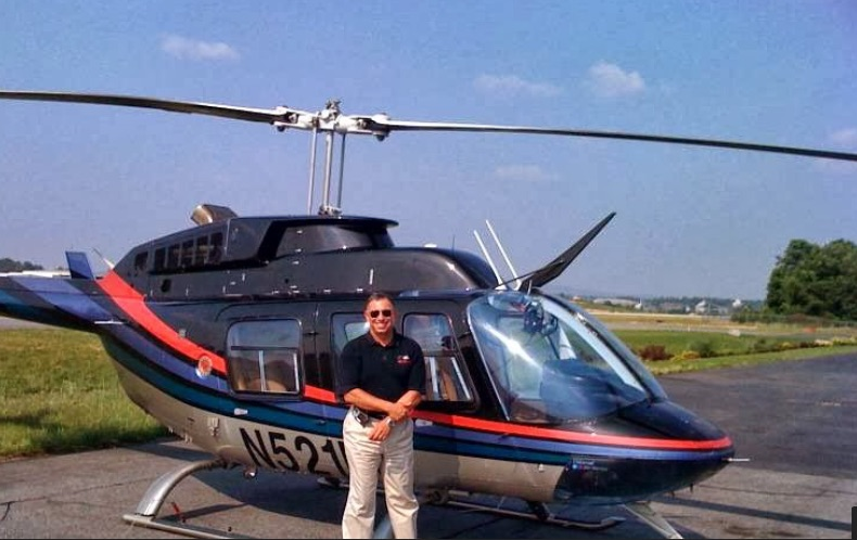 HELICOPTER - NORTH ATLANTA EXECUTIVE AIR