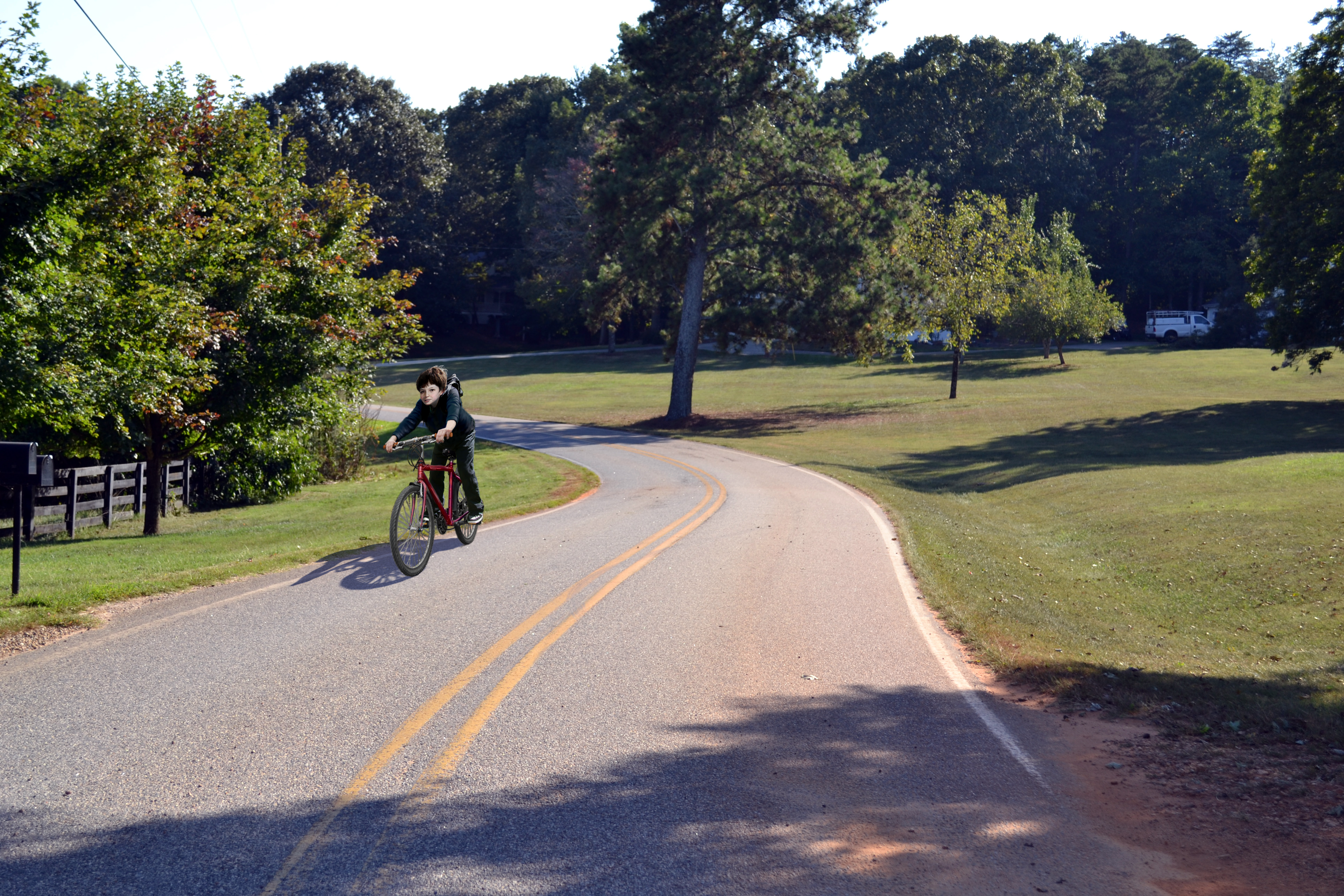LEVI ON BICYCLE copy